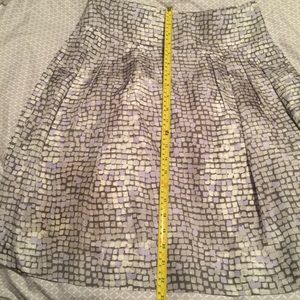 Banana Republic Multi-Colored Skirt